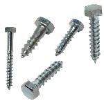 Hexagon head wood screws DIN571