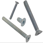 Countersunk screws acc. to DIN 7991