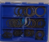 Assortment external lock ring DIN 471, 71-pieces
