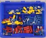 Assortment terminals mixed 0,5-6,0mm², 126-pieces