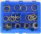 Assortment bonded seals 45-pieces