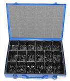 Assortment O-Ring imperial 331-pieces