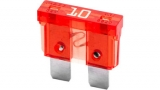 Automotive Standard Blade Fuses 10A ISO 8820-3 (20 pieces)